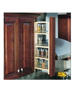 """3"""" WALL FILLER PULLOUT 42"""" TALL"""