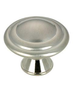 Contemporary Metal Knob - 2063
